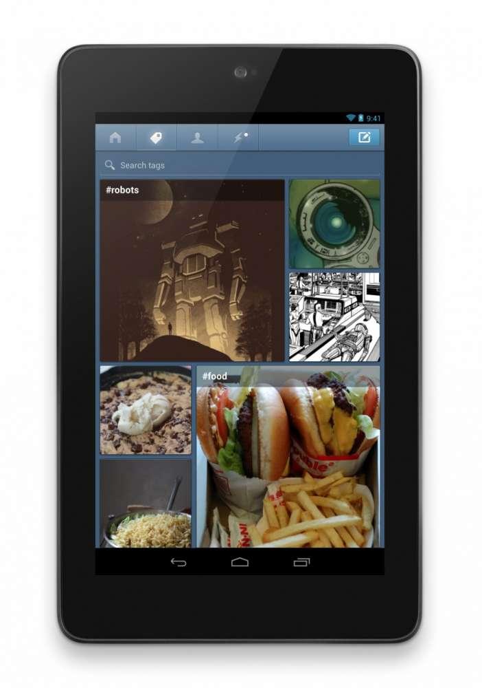 Tumblr – αναβάθμιση για την Android App…