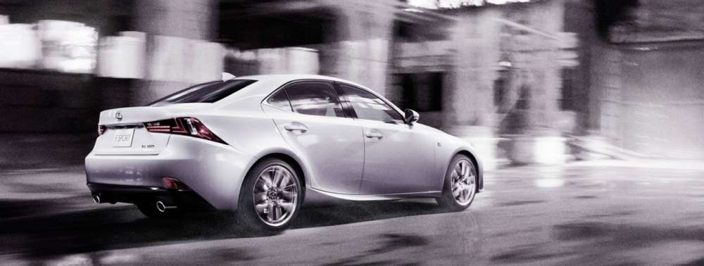 2014 Lexus IS – στο Detroit Auto Show