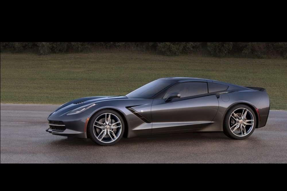 2014 Corvette Stingray 2