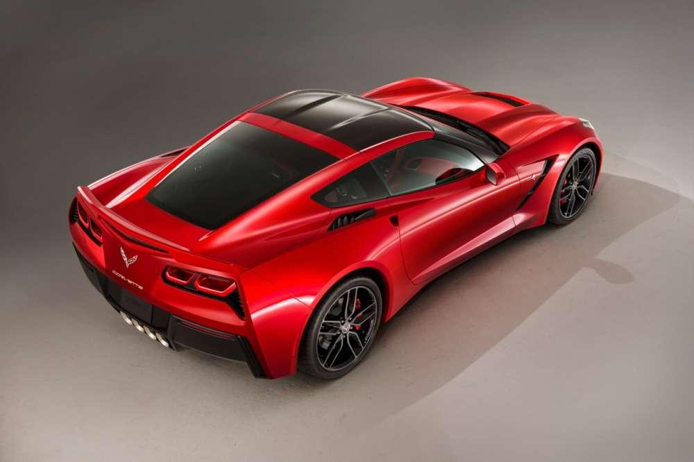 2014 Corvette Stingray 3