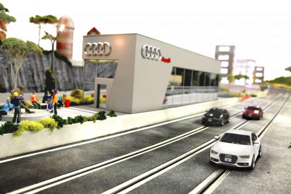 AUDI CANADA - Showcasing the Audi quattro