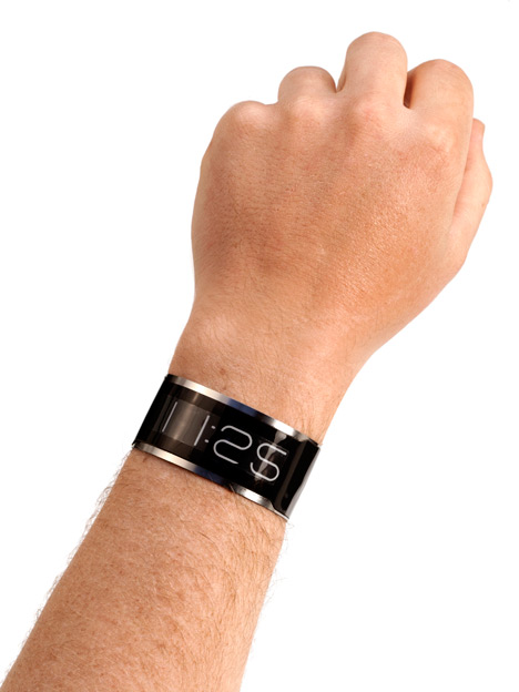 CES 2012 – CST-01 σημαίνει ρολόι από e-ink…