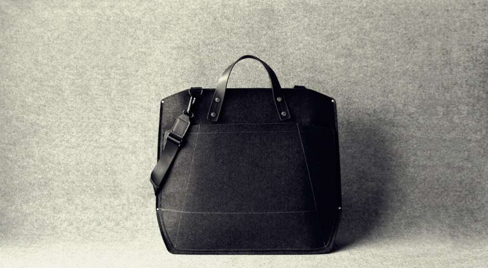 Charbonize  laptop bag