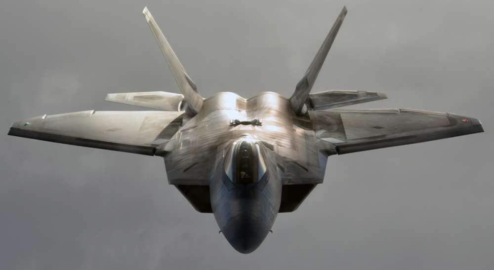 Fighter F22