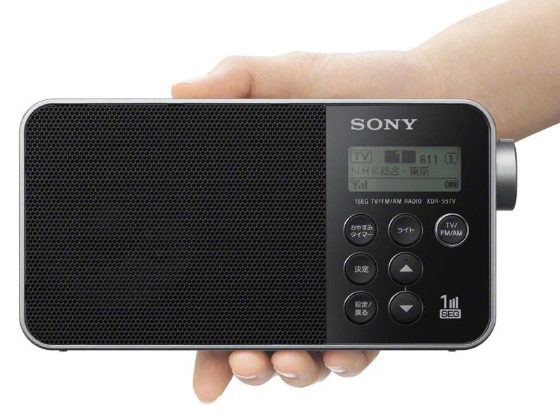 Sony XDR-55TV – ψηφιακή και αναλογική ραδιοφωνική μαγεία…