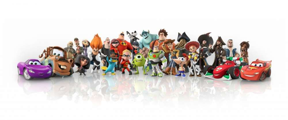Disney Infinity Gadgetfreak Not Just Tech