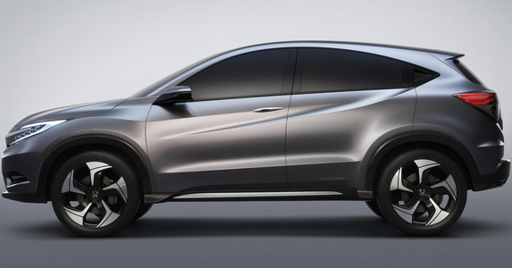 honda-urban-suv-side-view