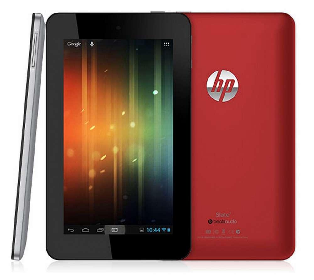 Έκθεση MWC 2013 – HP Android tablet…