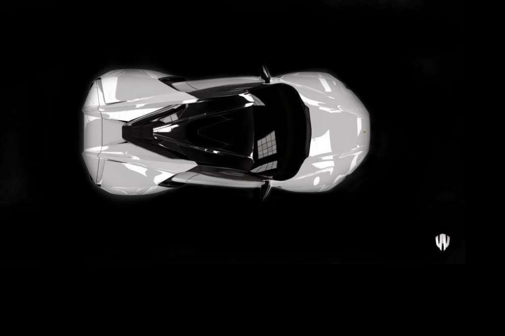 Lykan Hypersport Top View >> mechanographer — Lykan Hypersport