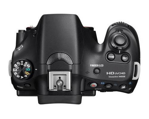Sony a58 3