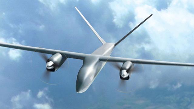 Απόρρητο ρωσικό UAV;