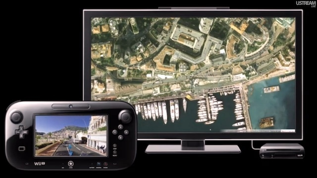 Google Maps με Street View για το Wii U