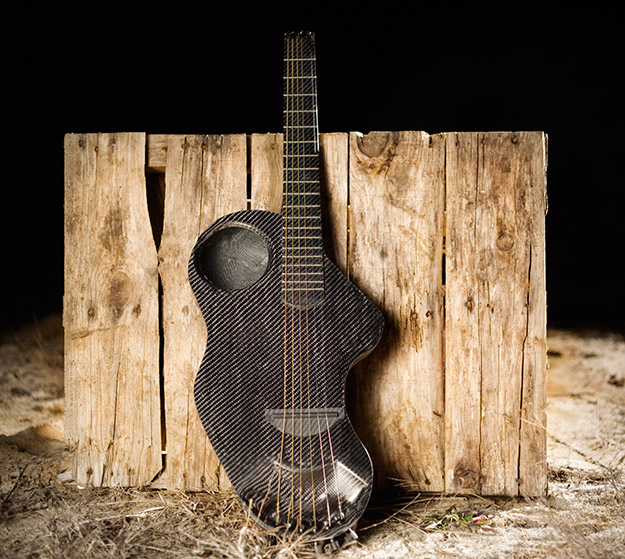 Alpaca Travel Guitar
