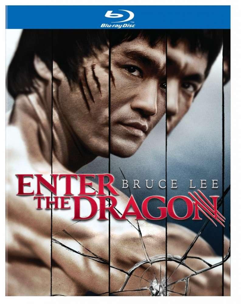 Enter the Dragon: 40th Anniversary Blu-ray