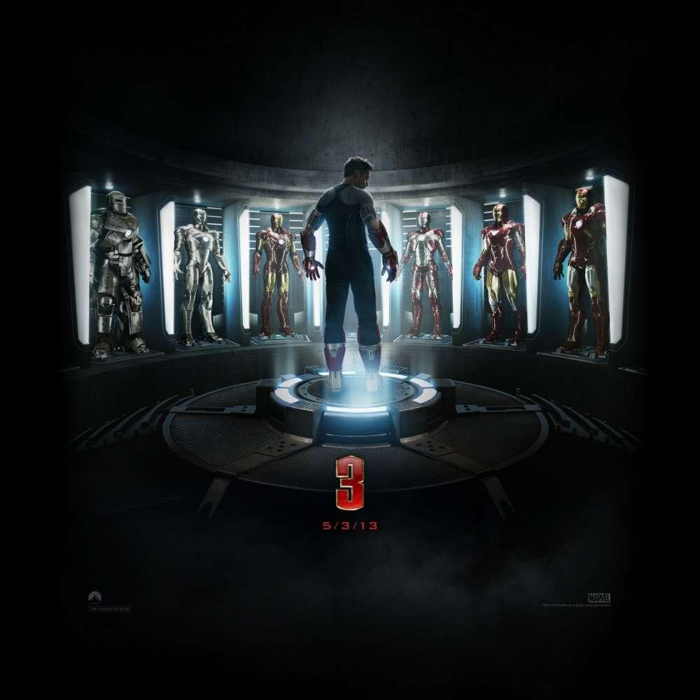 Iron Man 3 – trailer 2