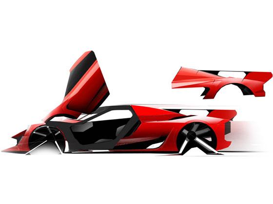 LaFerrari-Design-Sketch-04