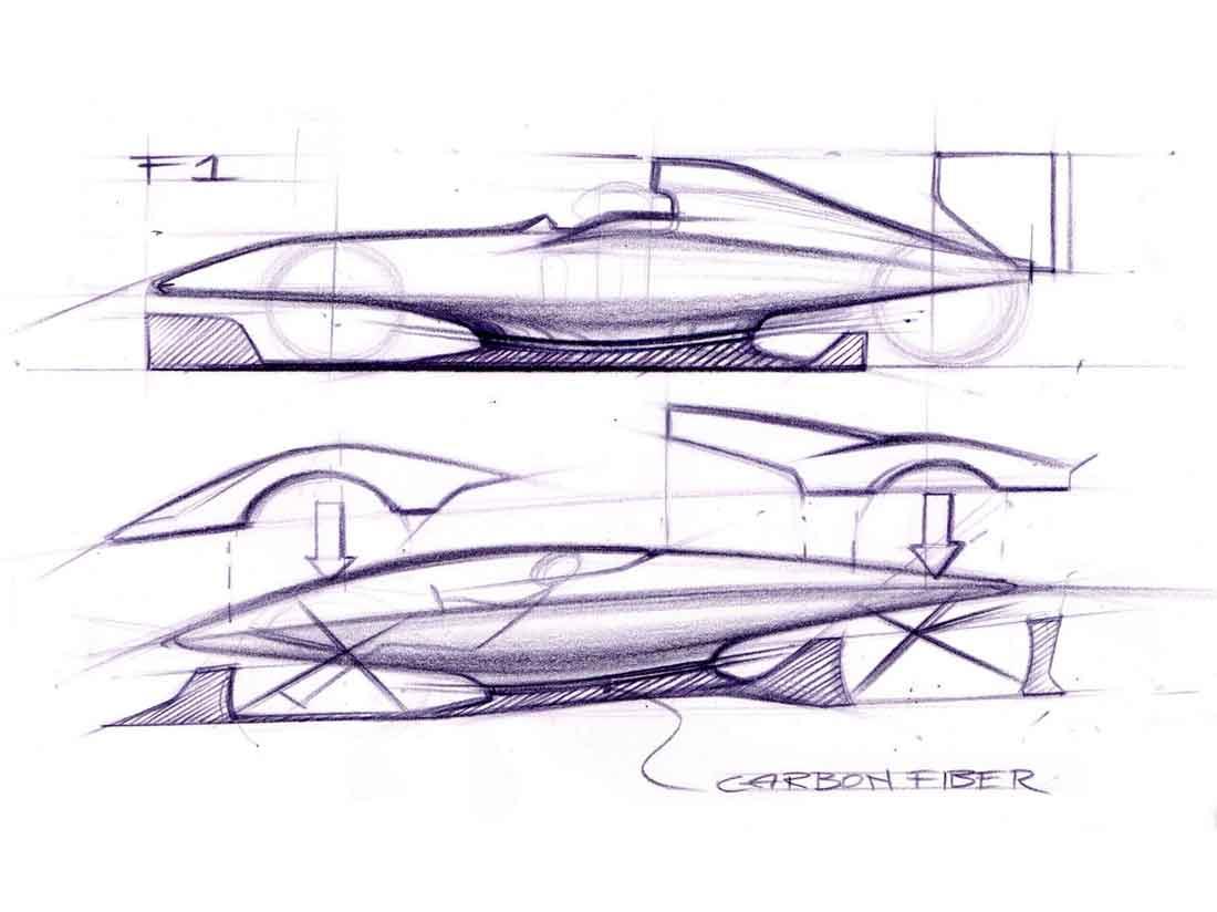 LaFerrari-Design-Sketch-05
