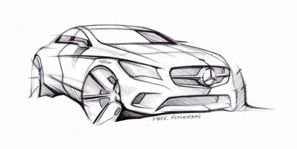 Mercedes-Benz CLA-Class – gallery… | Gadgetfreak :: Not Just Tech