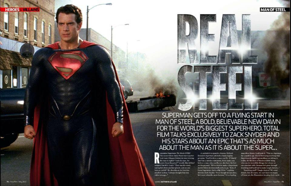 New-Man-of-Steel-Photos