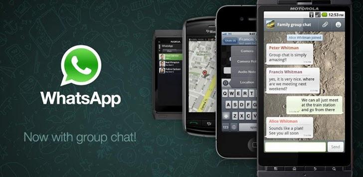 BlackBerry 10 +  WhatsApp Messenger