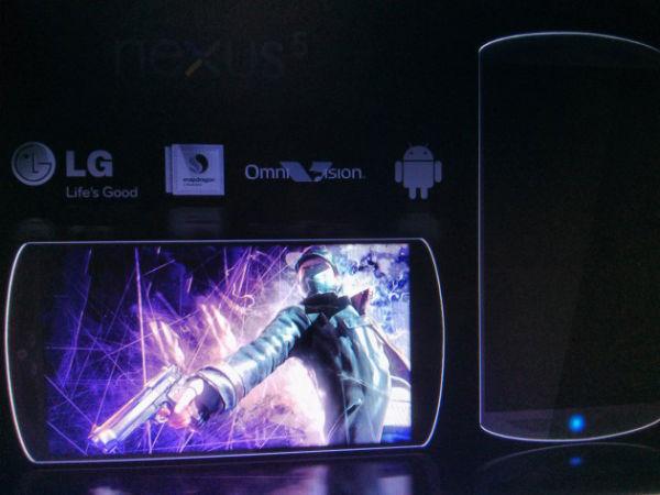 """Nexus 5 στις 5.2"""";"""