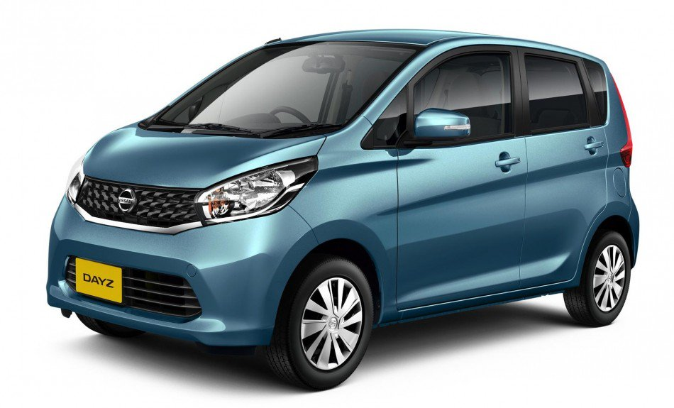 nissan-mitsubishi minicar 2