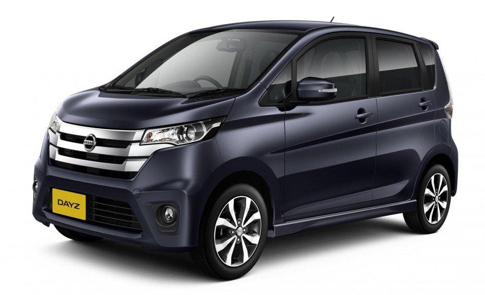 Nissan + Mitsubishi = Minicar