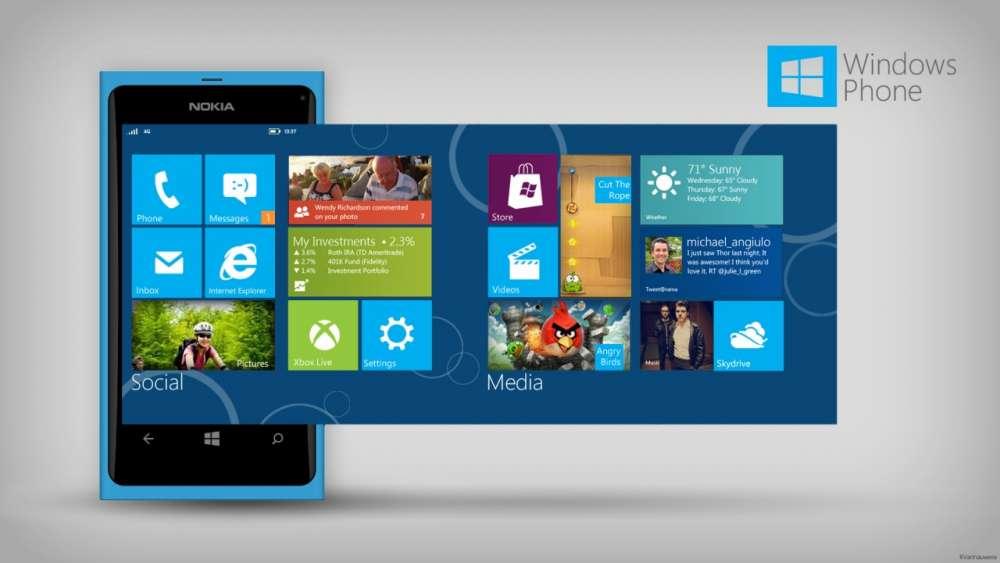 Microsoft – ένα μεγάλο Windows Phone Update φέτος…