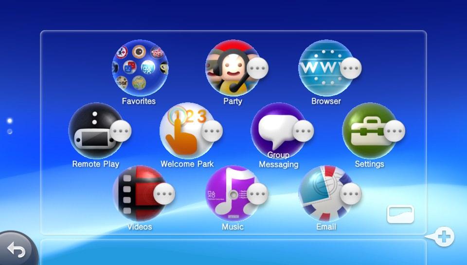 PS Vita System Software 2.10 Update