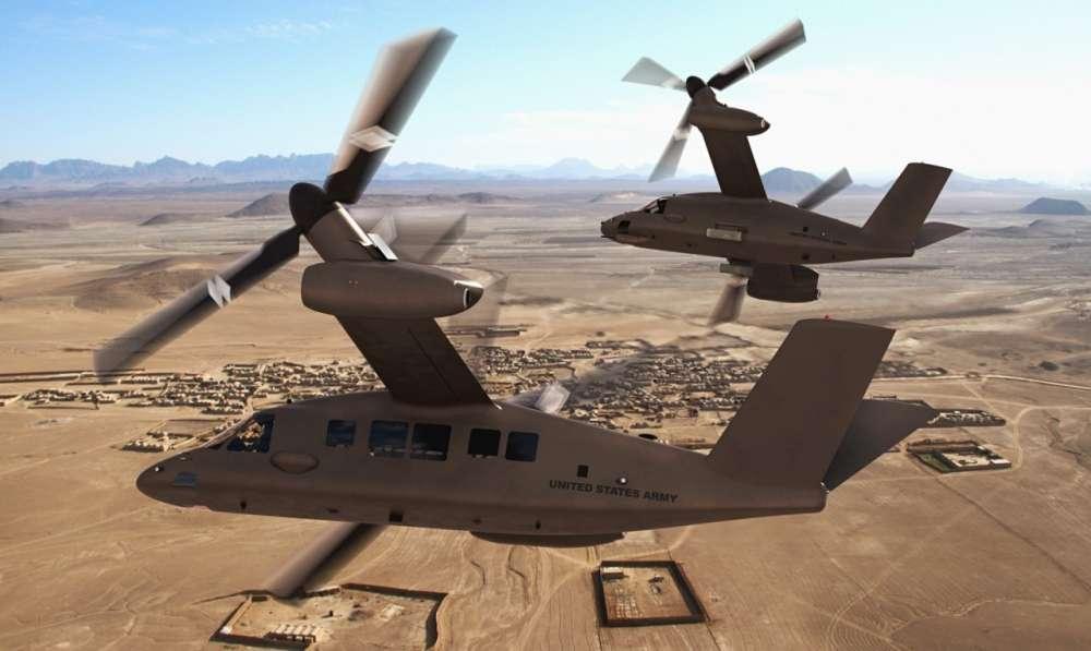 Bell V-280 Valor – new gen επαναστατικό roboαεροσκάφος…