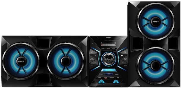 Sony Rdh Gtk37ip Portable Sound System New Gen Boombox