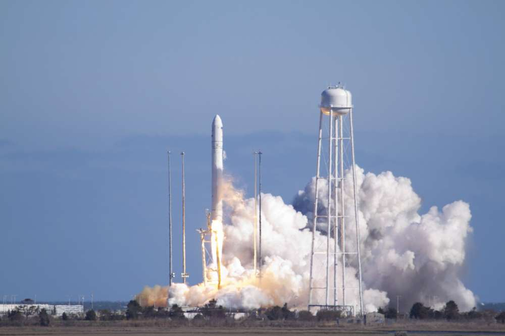 Successful Launch for Antares
