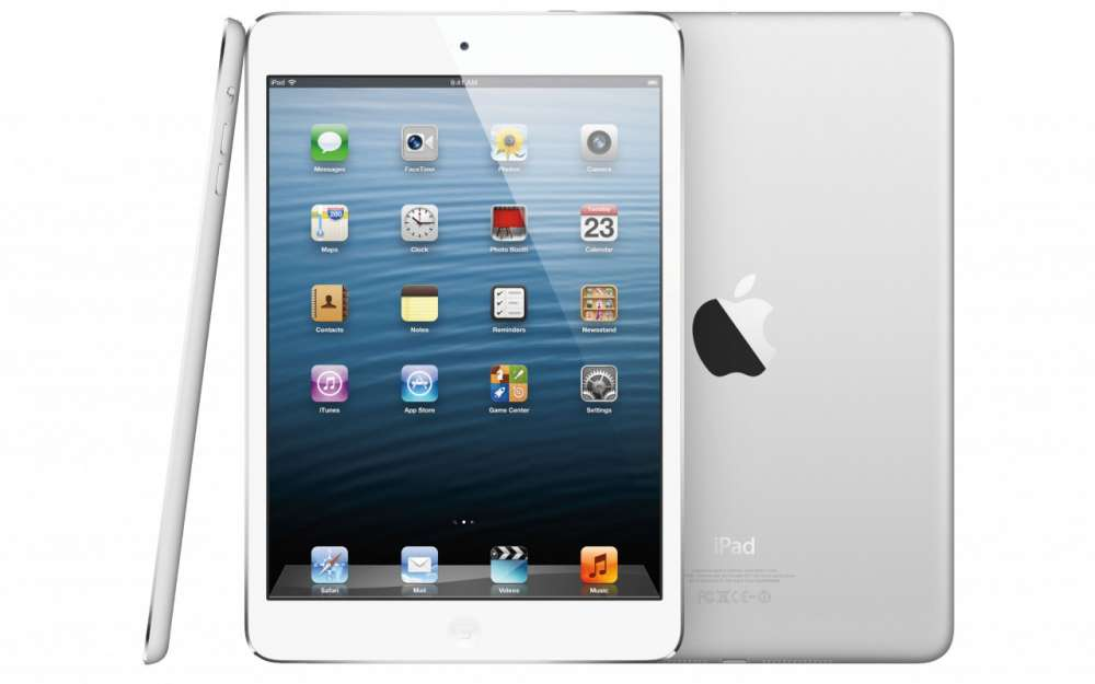 iPad 5  – με επεξεργαστή A7X  και άλλο σασί…
