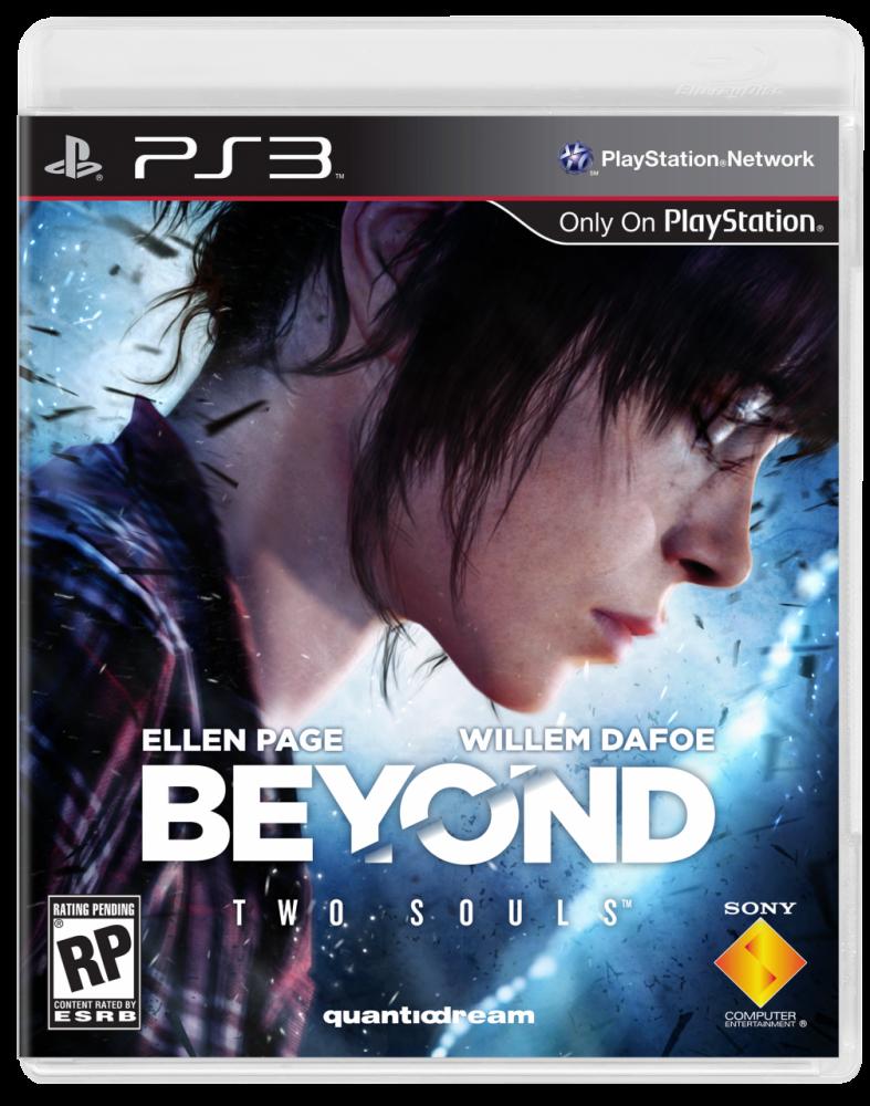 Beyond: Two Souls Boxart