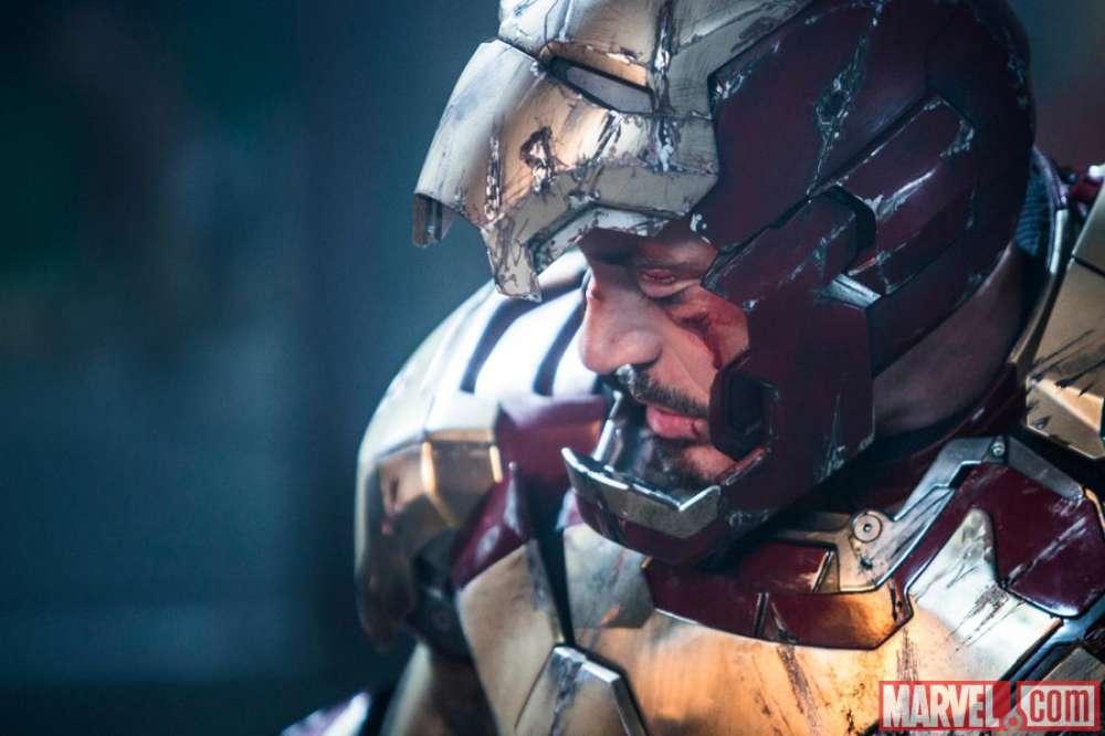 Ironman 3 – οργισμένος ήρωας…
