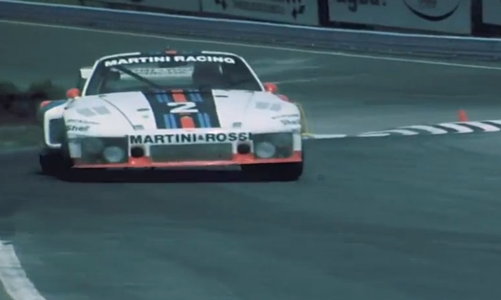 Porsche Le Mans Comeback Promo