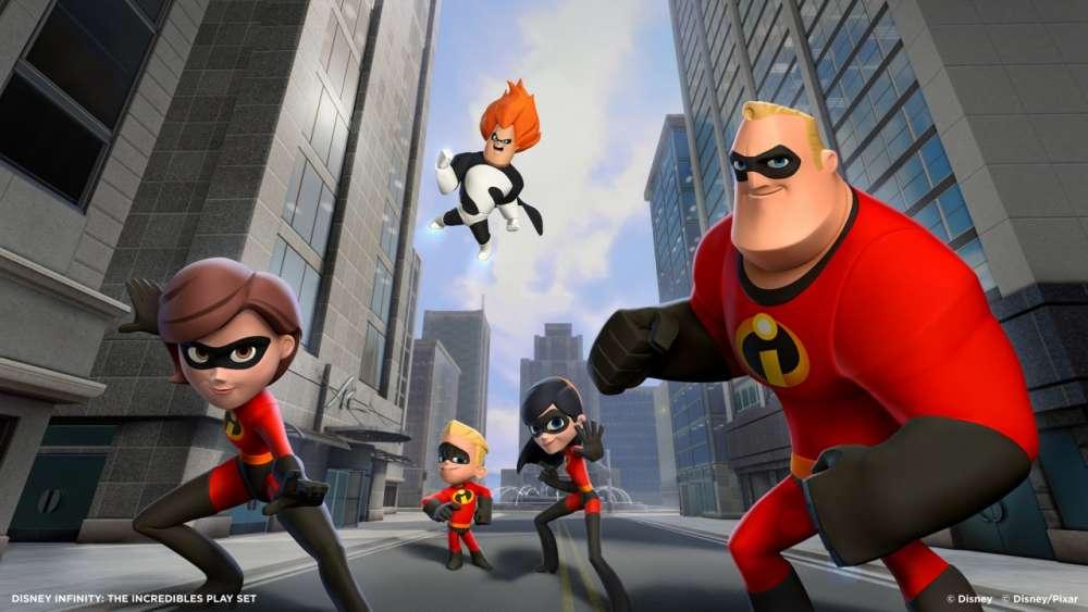 Disney Infinity Toy Box trailer – περισσότερη δράση…