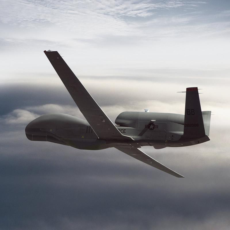 Τα υπερομποτικά Global Hawk για την Κορέα…