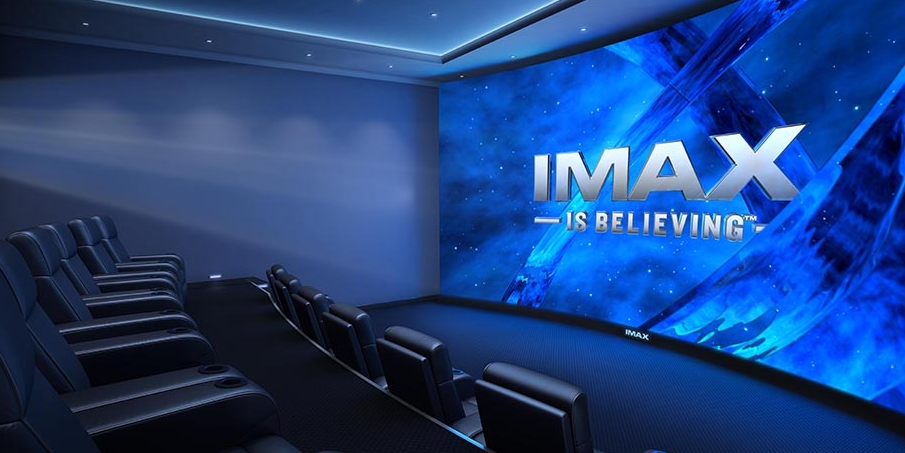 Ένα prive IMAX Theater