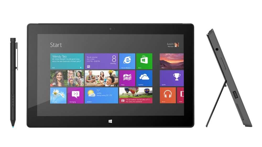 "Surface Tablet στις 7.5"";"