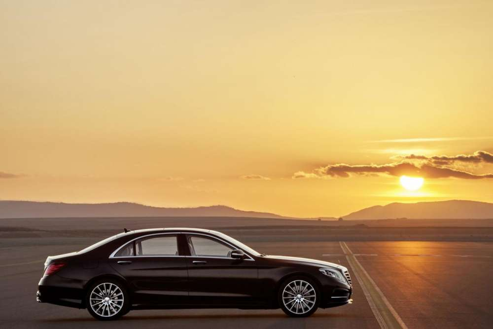 The All New Mercedes-Benz S-Class 2