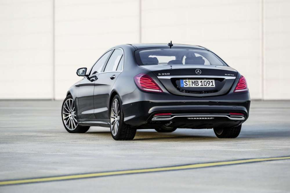 The All New Mercedes-Benz S-Class 3