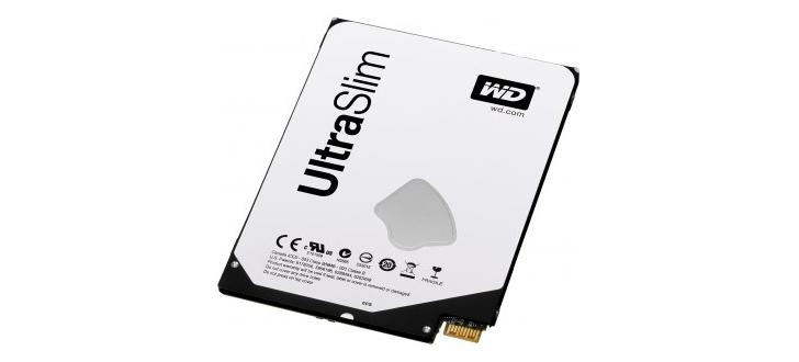 Western Digital – 5mm 500 GB HDD για tablet