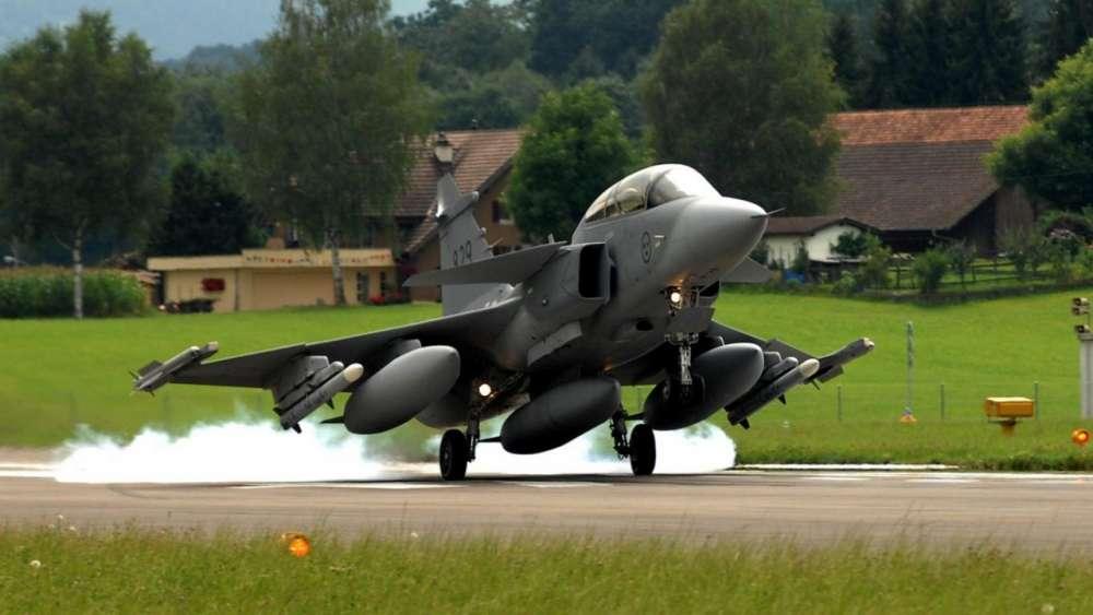 Saab μαχητικά για τον διαγωνισμό Brazil FX-2