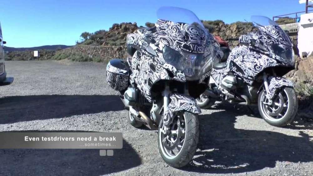 Η νέα BMW R1200GT σε κατασκοπικό βίντεο…