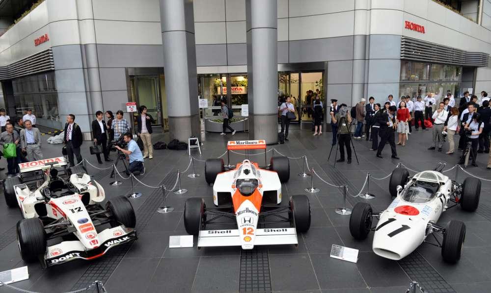 Honda – επιστρέφει στην F1 το 2015 με τη McLaren…