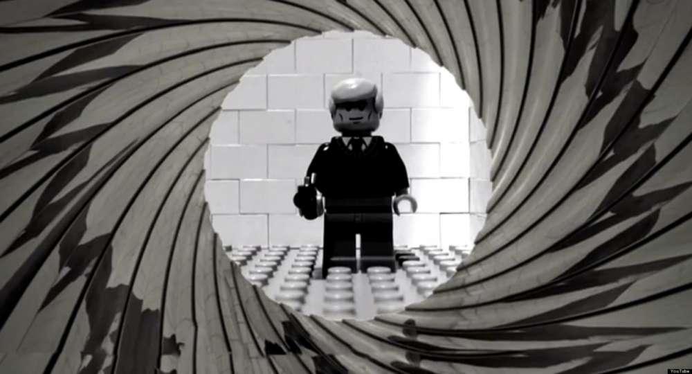 'Casino Royale' – LEGO Remake