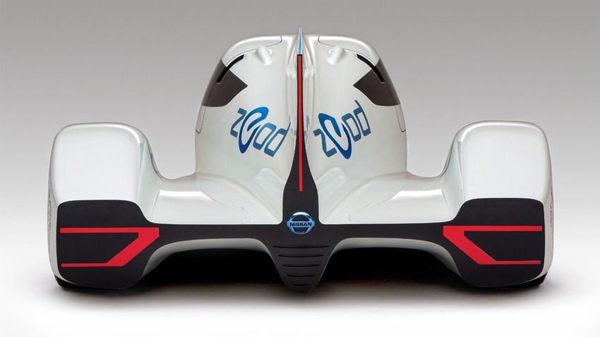 Nissan – 'World's Fastest Electric Car'