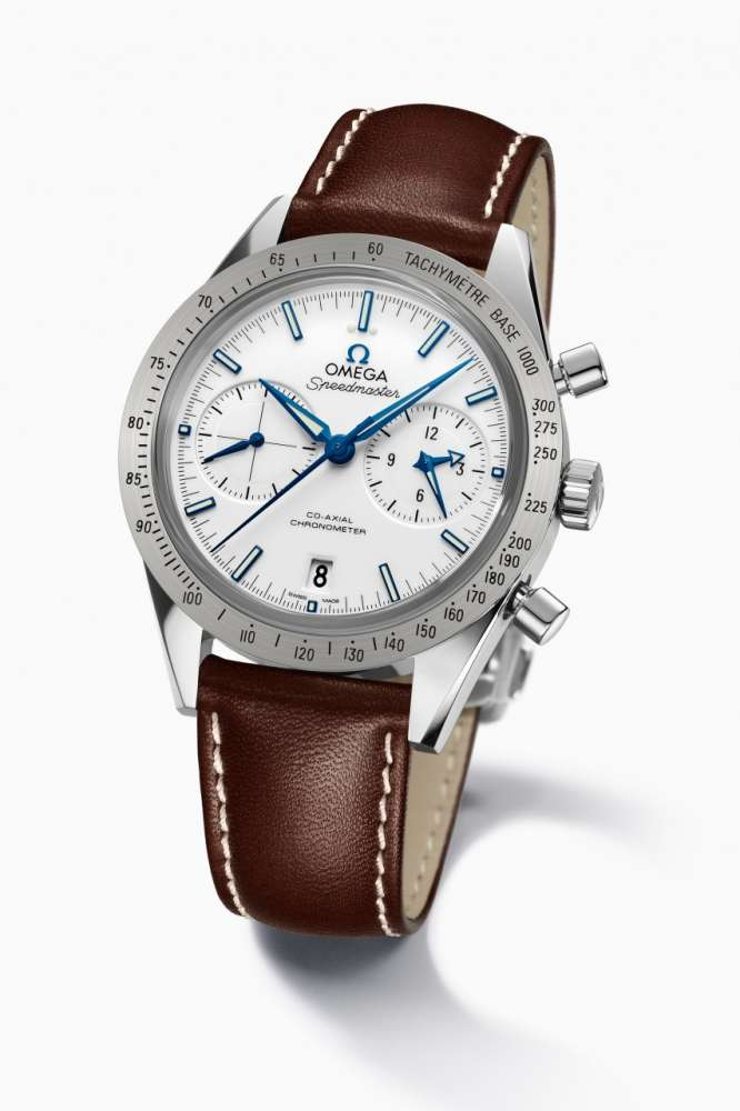 The Omega Speedmaster '57 Co-Axial Chronograph 22