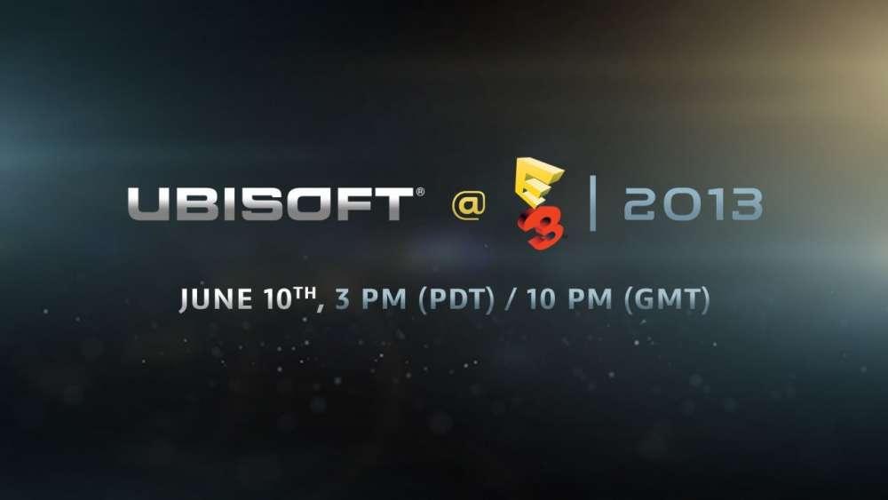 Ubisoft E3 2013 – Live Stream της Συνέντευξης Τύπου…